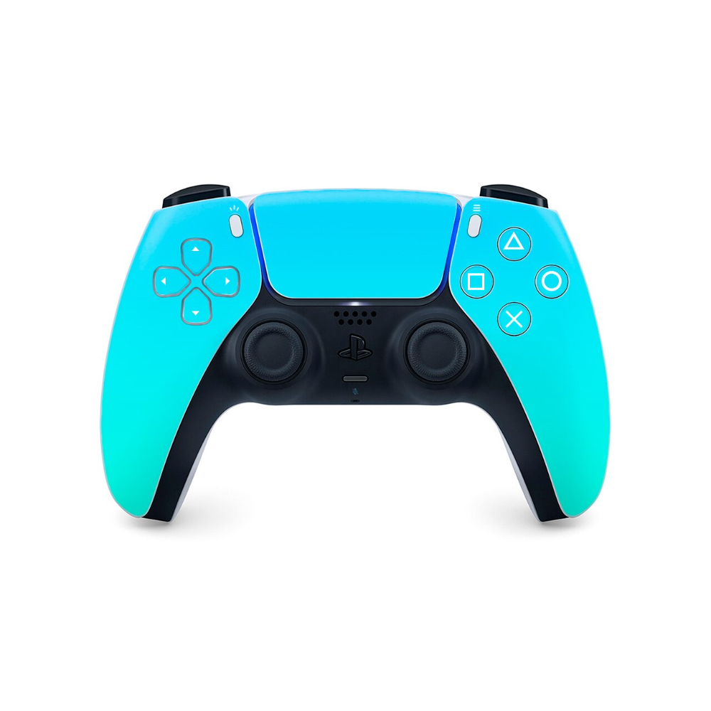 Clear Waters Ps5 Controller Skin Gaming Setup Ps4 Playstation 5 Control