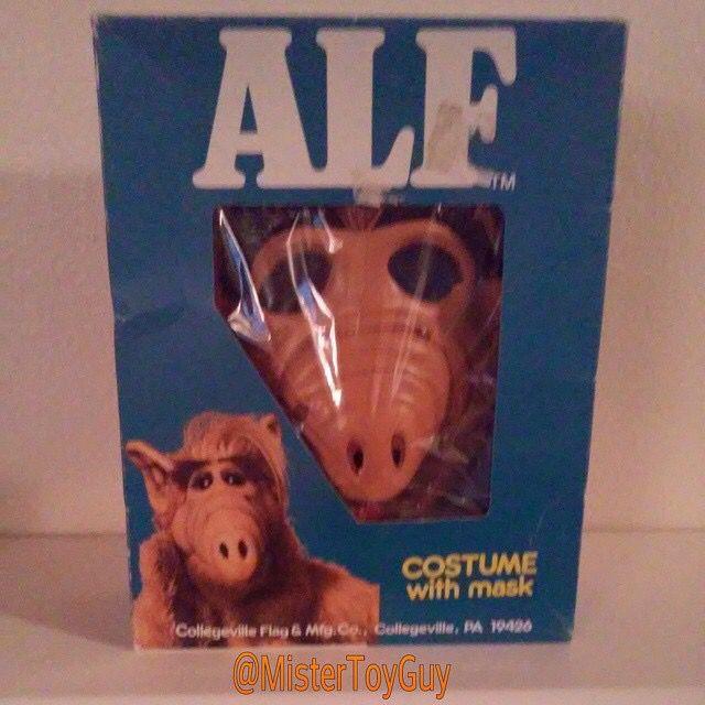 vintage alf halloween costume - Alf Halloween Episode
