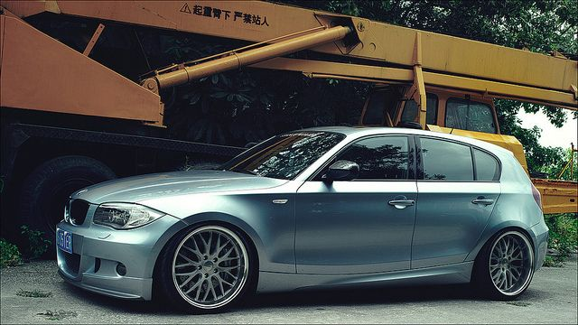 Tony Lin S E87 1 Series 5 Door Hatchback Bmw Bmw Sport Bmw 1