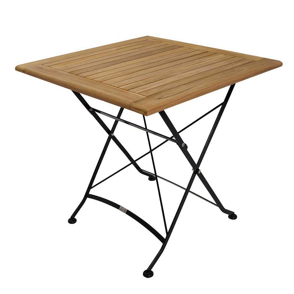esstisch massivholz quadratisch, klapptisch für garten quadratisch holztisch,gartentisch,klapptisch, Innenarchitektur