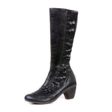 Meena low heel boots by MYKAshop on Etsy, ₪1390.00