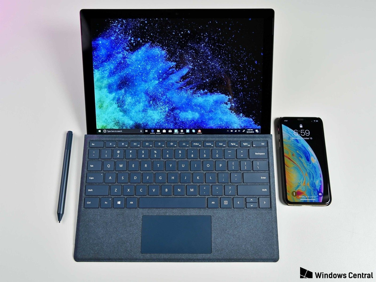 The Surface Pro 6 is easily Microsoft's best 2in1 to