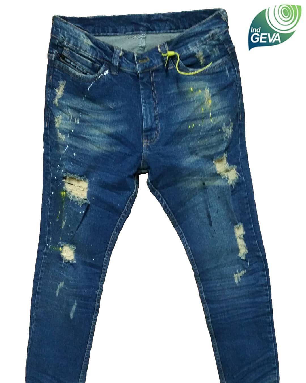 Moda Hombre Pantalones De Hombre Jeans Moda Hombre Jeans Para Hombre