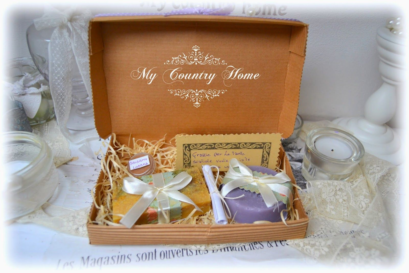 My Country Home Packaging Soap My Country Home Creations