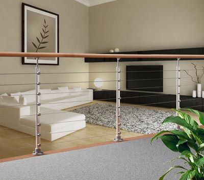 Interior Prova Railing System by Prova Railing | Modern ...