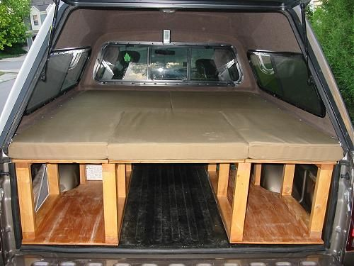 Simple Truck Camping When I Was I Kid My Dad Did