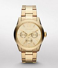 b872c4dd2521d4 EXPRESS WATCH - GOLD - Style  4521403 Surprise him with a gold watch ...