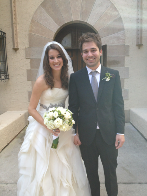 Alli Speed Wedding Dress