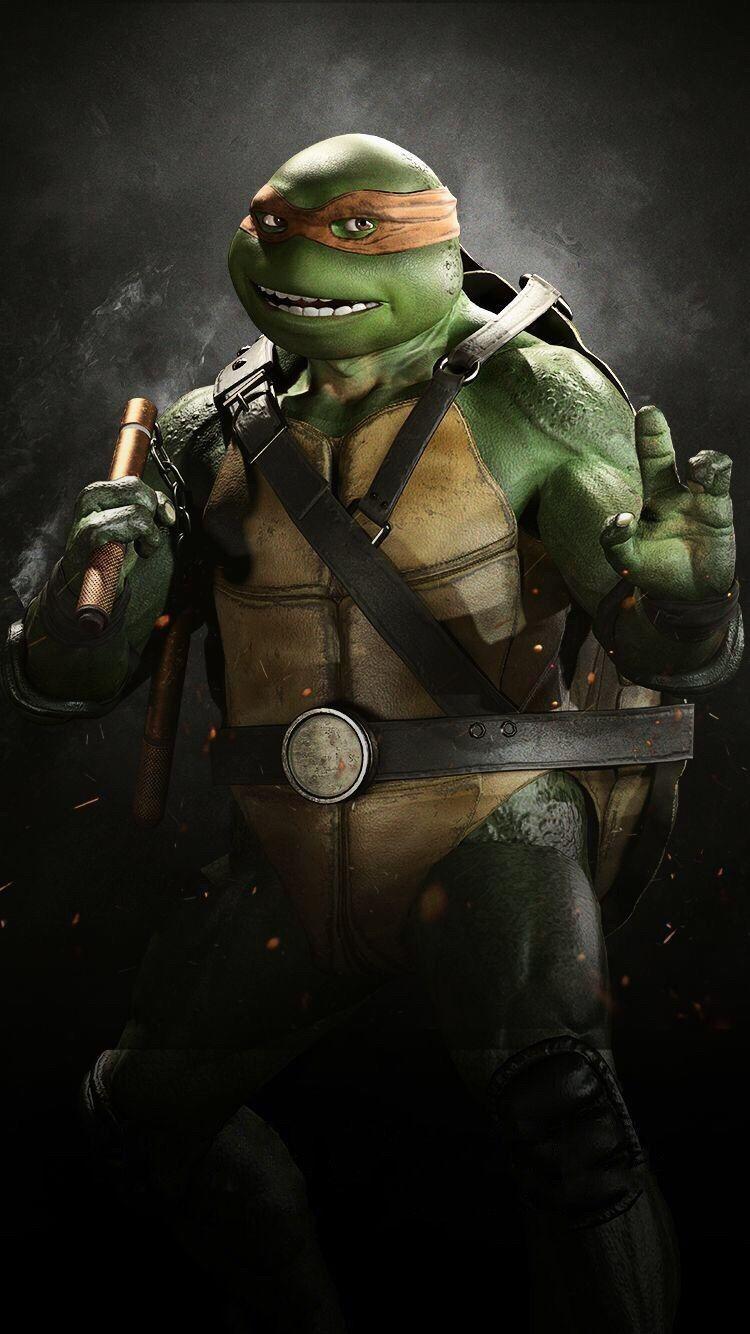 Michelangelo Tmnt Teenage Mutant Ninja Turtles Art Teenage Ninja Turtles Michelangelo Ninja Turtle