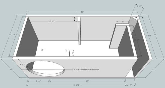 RAM Designs - Info · Pallet IdeasLayout DesignSubwoofer Box ...  sc 1 st  Pinterest & RAM Designs - Info | VANAGON | Pinterest | Speaker plans Aboutintivar.Com
