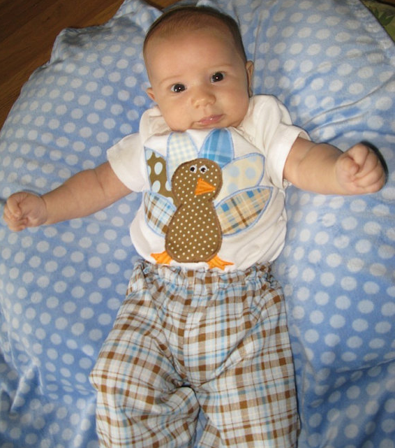 Thanksgiving Day Boy Outfit Triston James Pinterest Babies