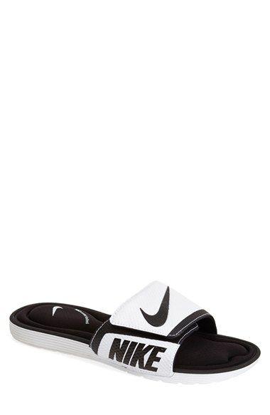 75832800173c NIKE  Solarsoft Comfort Slide  Sandal (Men).  nike  shoes  sandals ...