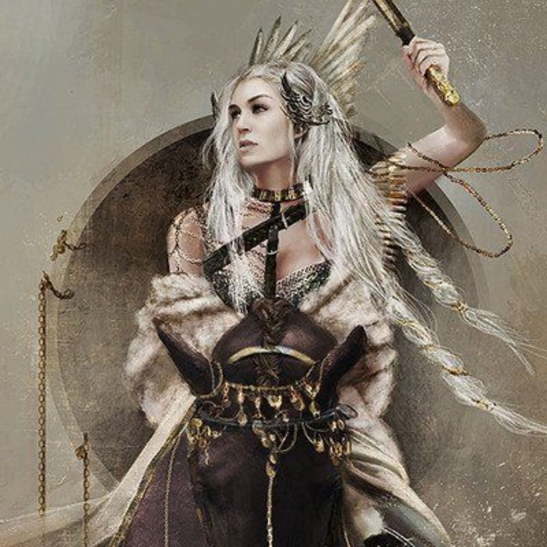 Valkyrie 3 Valkyrie Norse Viking Woman Warrior Woman