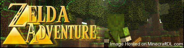 Zelda Adventure Map for Minecraft 1.7.9, 1.7.2 and 1.6.4 | Minecraft ...