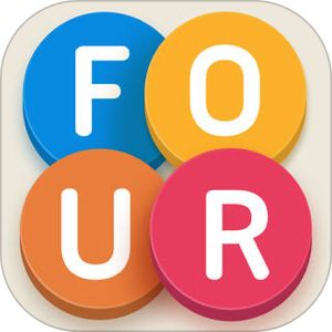 Four Letters by Prodigy Design Limited T/A Sidhe