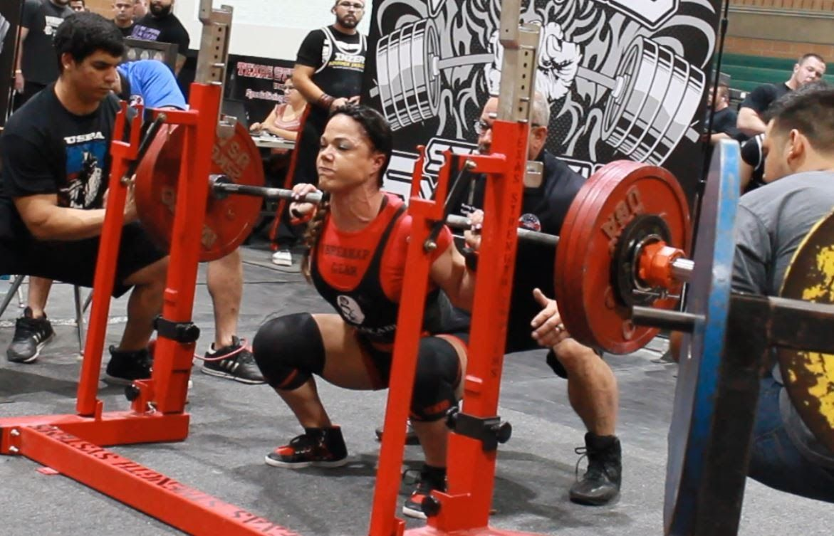 Https Www Youtube Com Watch V Gomjtxbz0ay Feature Share Powerlifting Texas State Workout