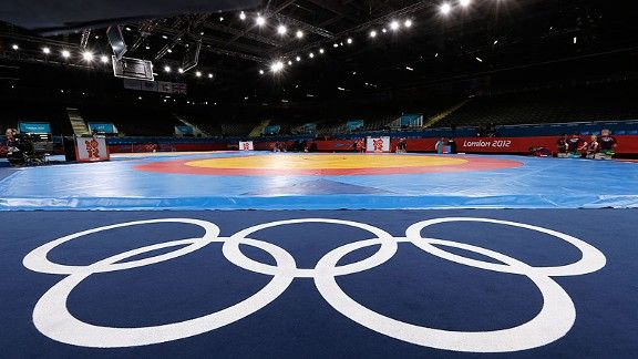 Wrestling stays in the Olympics!