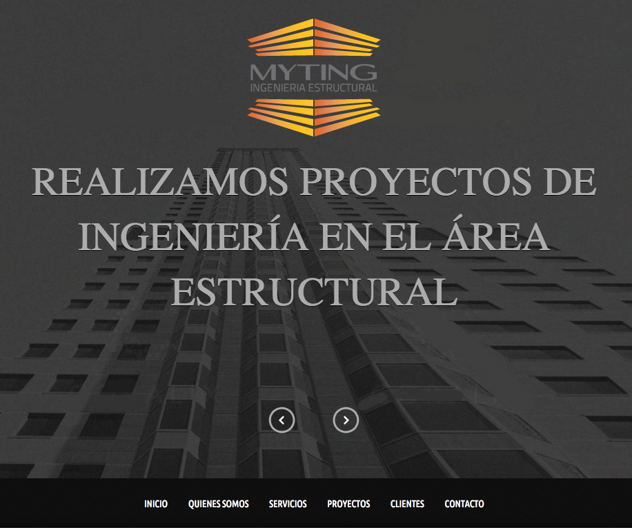 Web Servicios Profesionales Myting ©2014 www.myting.cl