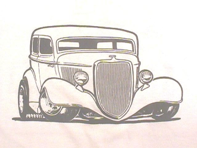 Vintage Hot Rod Art | CARS, New used antique cars, hot rods, custom ...