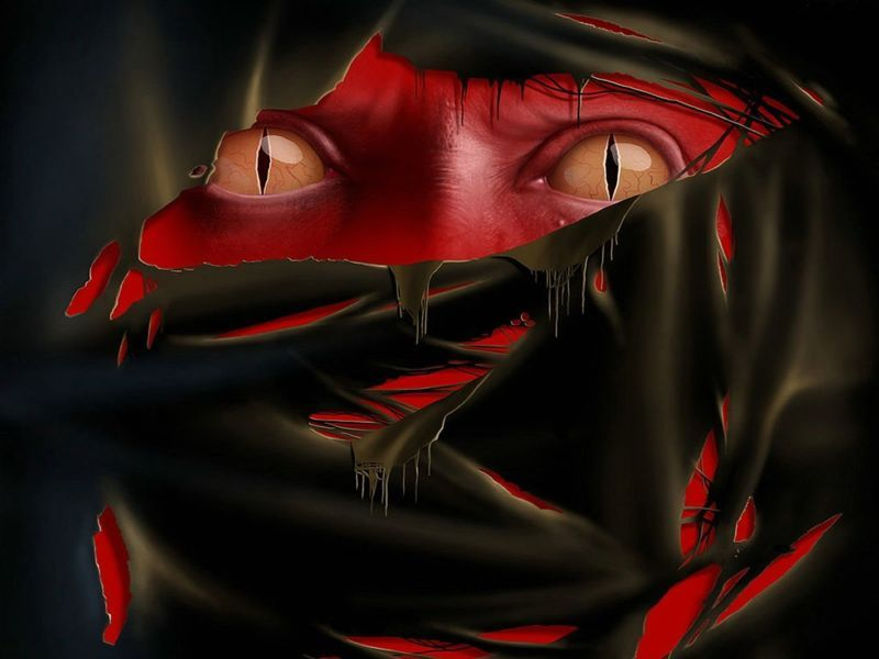 cara de demonio demonio rojo las caras del mal eyes wallpaper eye 6040