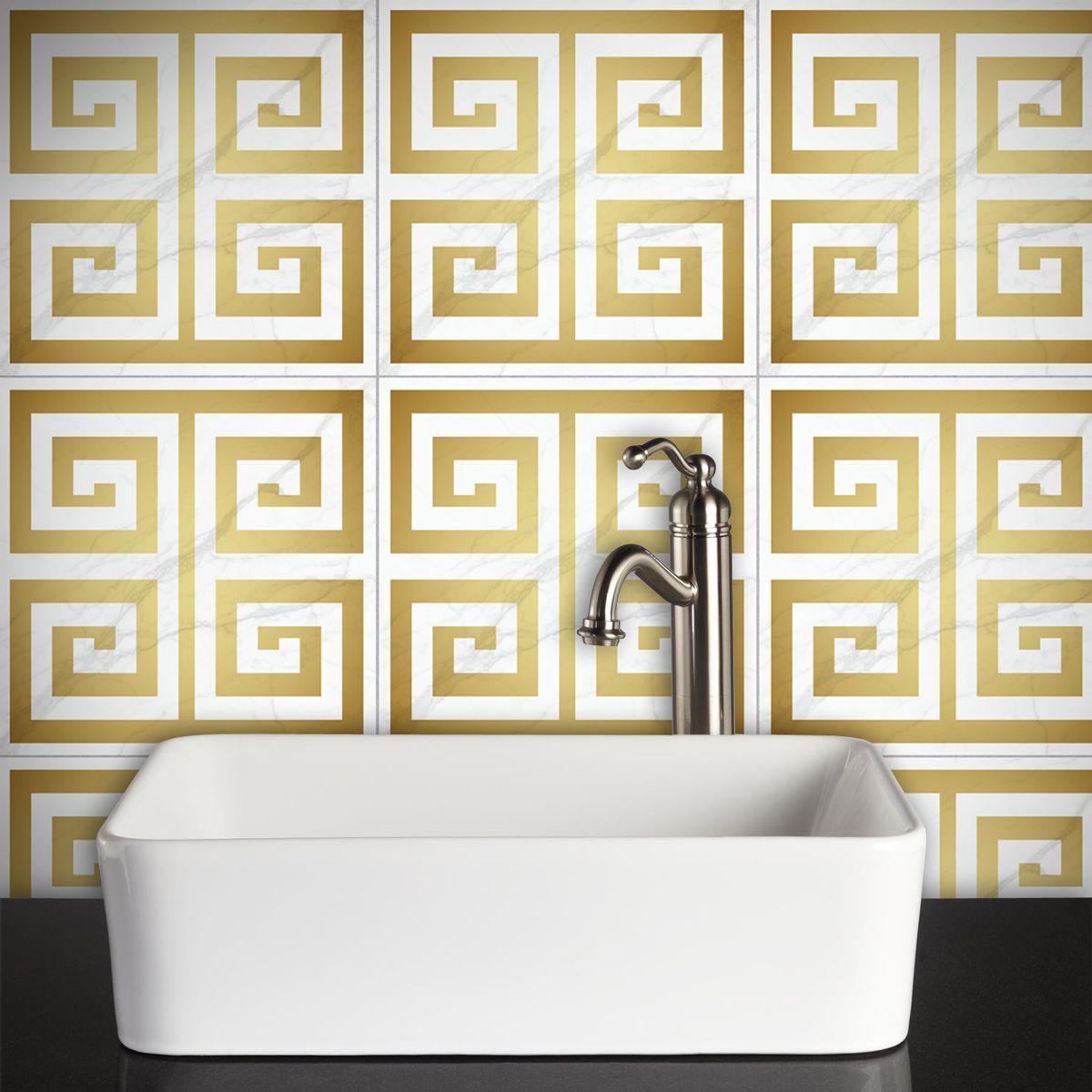 49++ Bathroom tile decals ideas