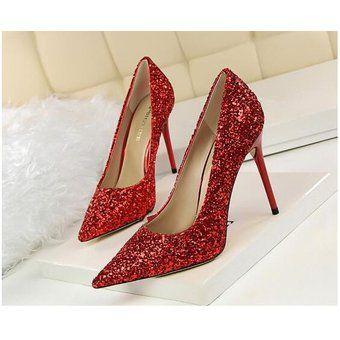 cupón de descuento precio más bajo con seleccione para auténtico Mujer Taco Zapatos de tacon alto estilo elegante y sexual ...