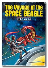 The Voyage Of The Space Beagle Van Vogt Science Fiction Books
