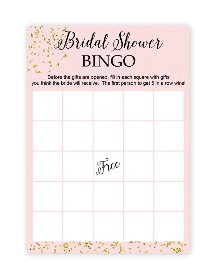 make your own bridal shower games with our free printable bridal shower game templates download by following the directions below