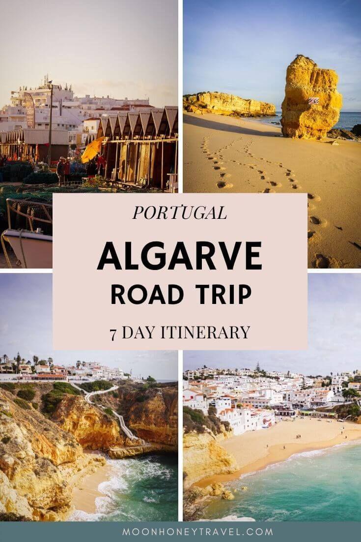 Algarve Road Trip – 7 Days in Portugal