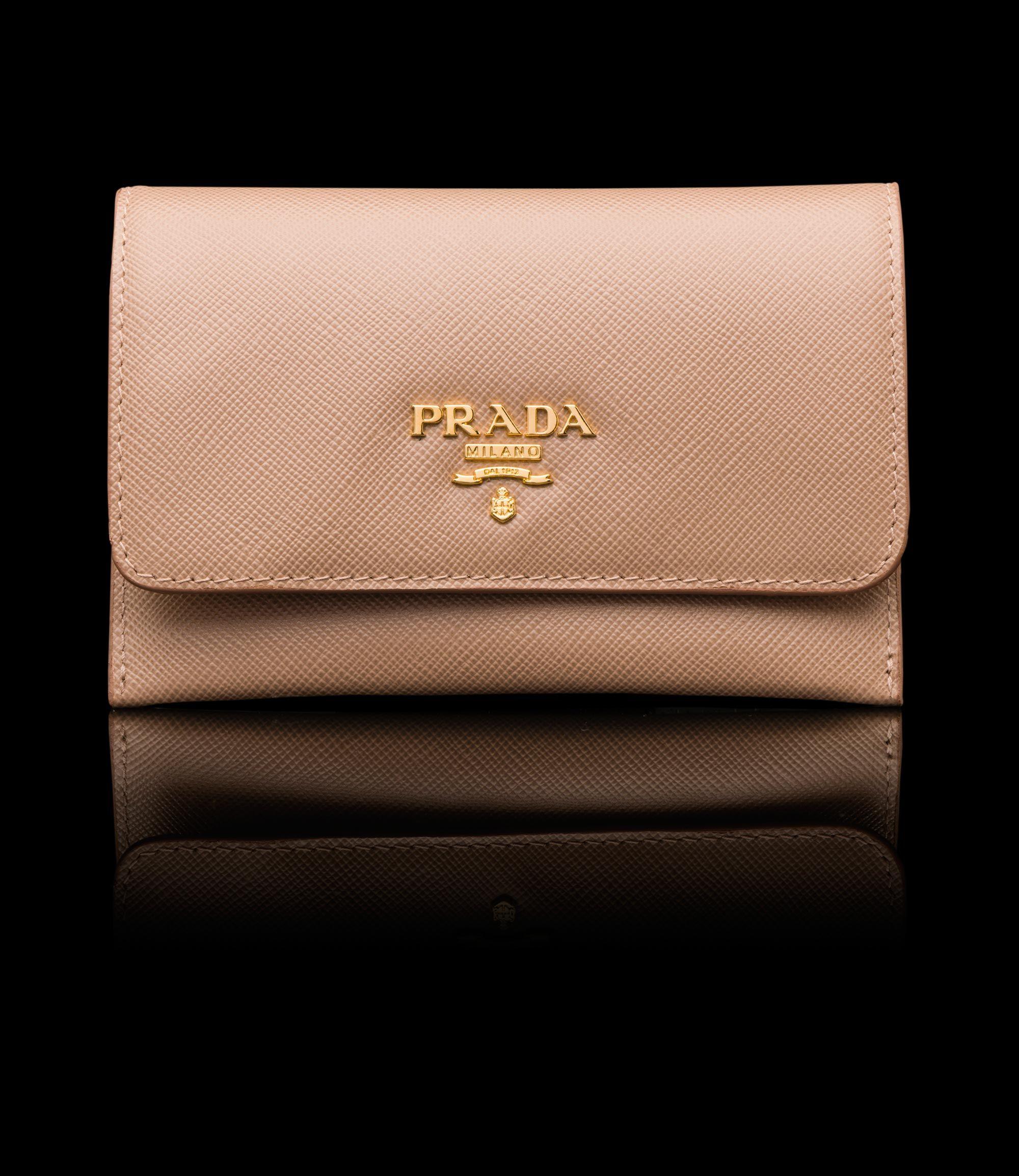 87af93fdeb Prada E-Store · Woman · Gifts · Credit Card Holder 1M1362_QWA_F0770 ...