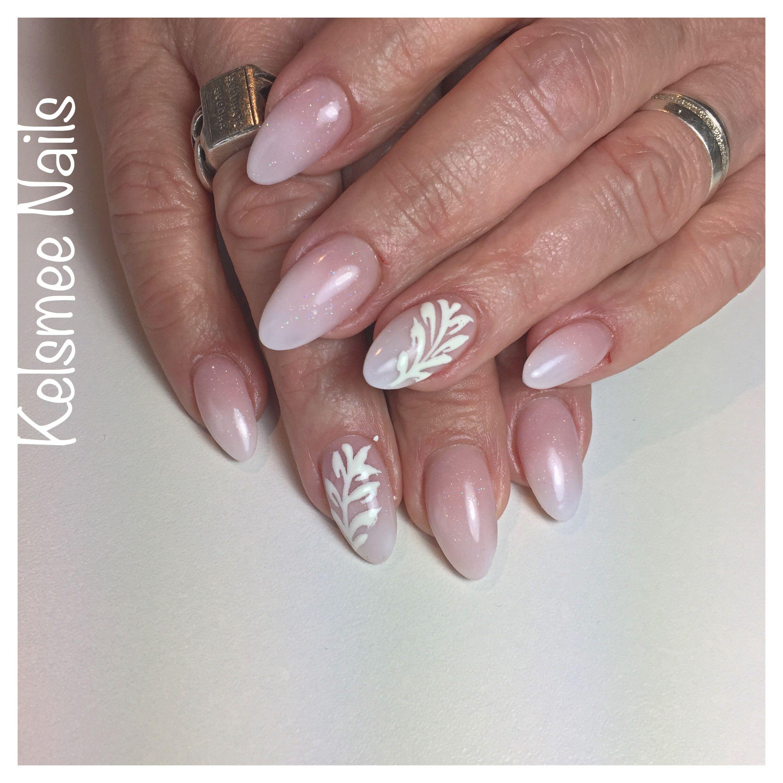 Babyboom nails acrylic with gelpaint nailart | Nails | Pinterest ...