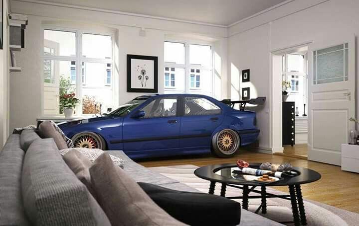 Bmw E36 Stance Dream Cars Bmw Vw Cars Garage Design Interior