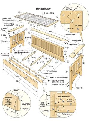 Arts And Crafts Mission Sofa And Chair Woodworking Plan Furniture