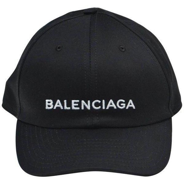 balenciaga hat ssense