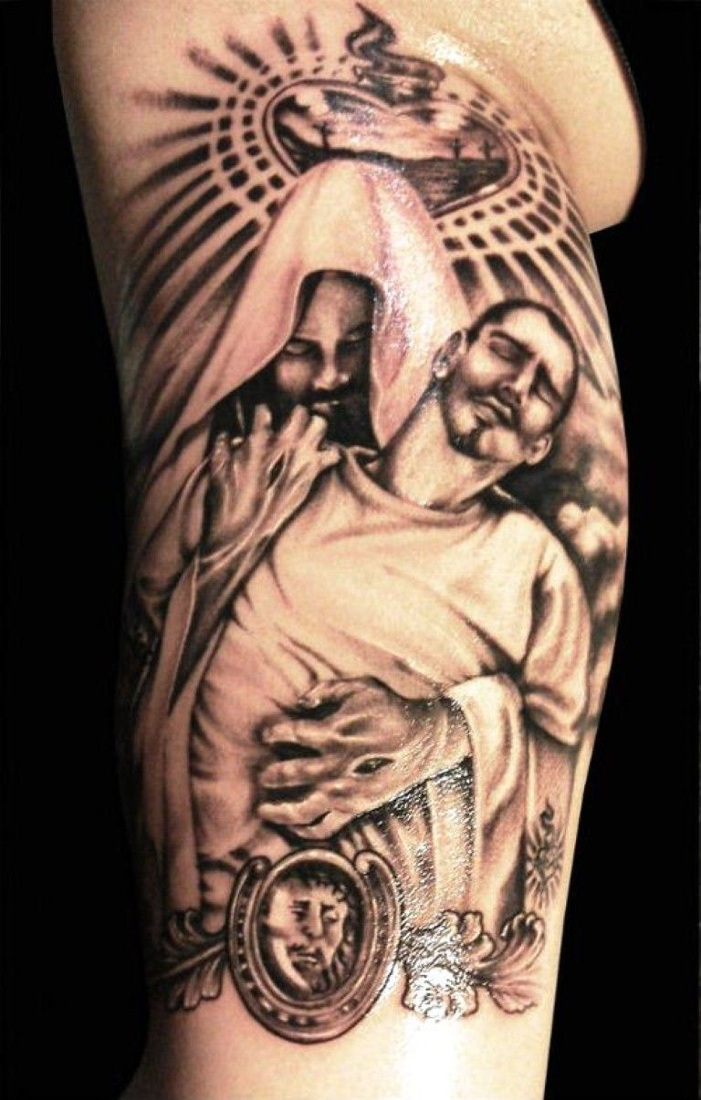 best religious tattoos designs tattoo pinterest religious tattoos tattoo designs and tattoo. Black Bedroom Furniture Sets. Home Design Ideas