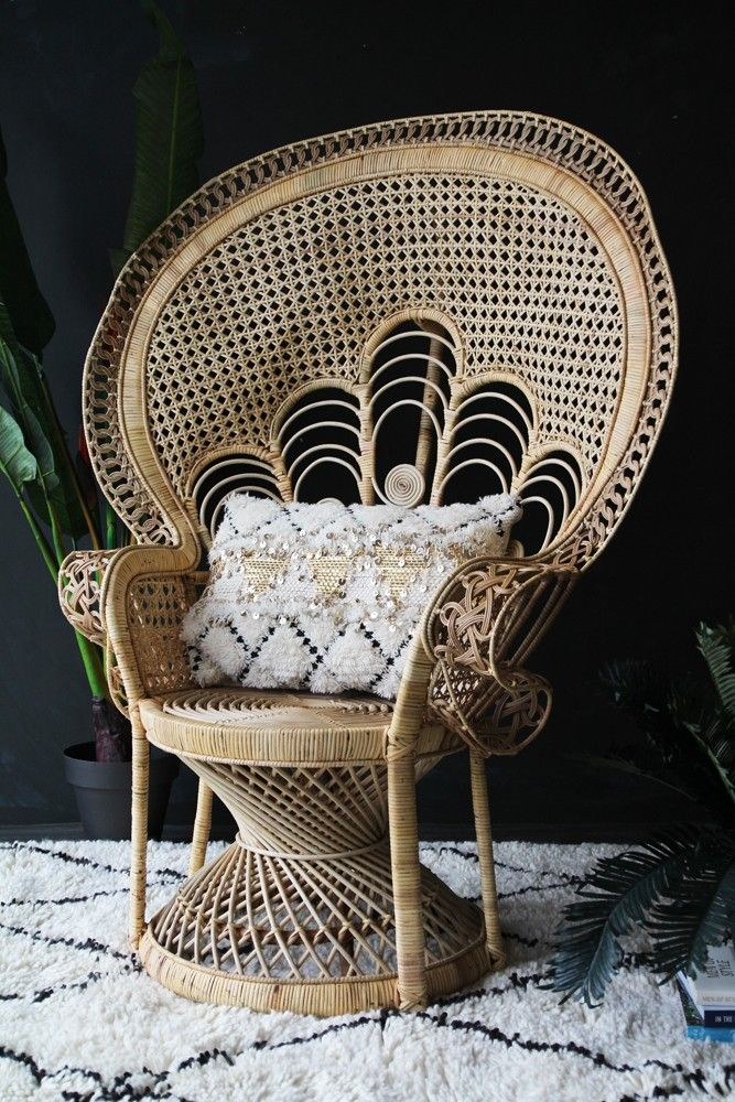 Classic Rattan Peacock Chair   View All   Furniture