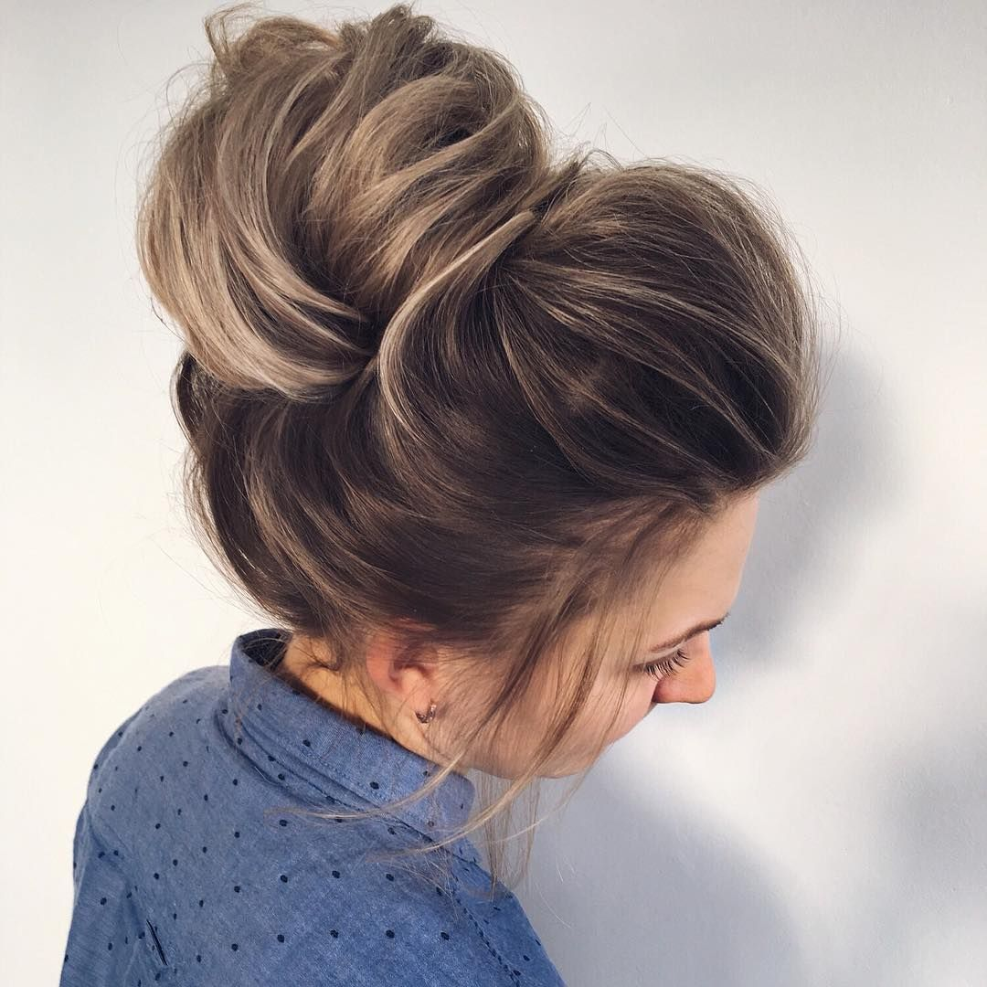 55 Amazing Updo Hairstyles With The Wow Factor Fabmood