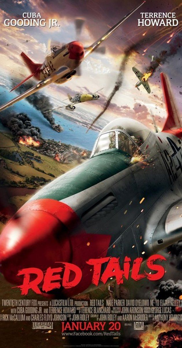 Nonton Film Air Force One : nonton, force, Tails, (2012), Movie, Posters,, Movies, Online, Free,