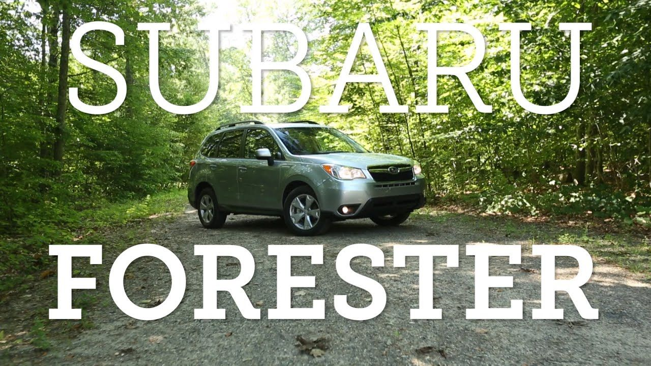 2016 Subaru Forester Quick Drive Consumer Reports in