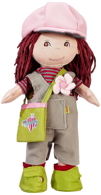 "HABA Elise Doll, 12"" Toys & Games Soft"