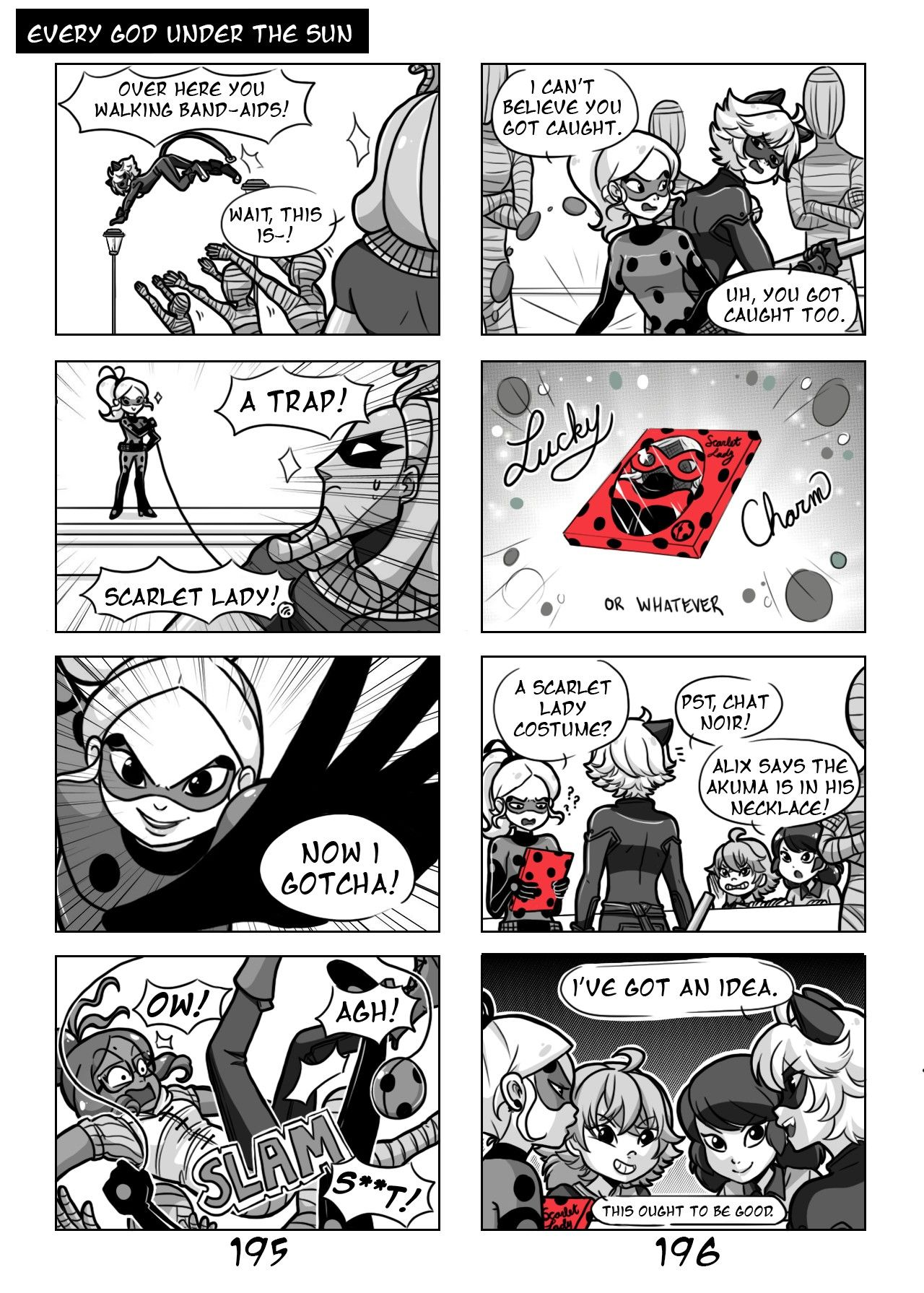 Pin By Strawhat On Miraculous Comic Scarlett Lady Au In 2020 Ladybug Cartoon Miraculous Ladybug Comic Miraculous Ladybug Anime