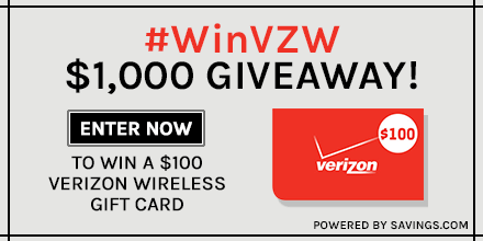 Verizon Discount Code Plus Gift Card Giveaway Verizon Wireless
