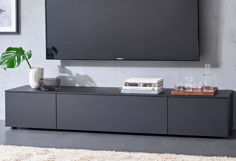 Tv Lowboards For Every Taste And Every Tv Size Tv Halterung