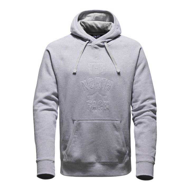 32df6ef5f The North Face Men's MTN Line Avalon Hoodie in TNF Light Grey ...