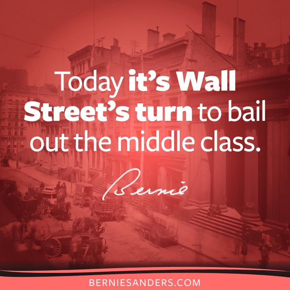 today it s wall street s turn to bail out the middle on wall street today id=79887