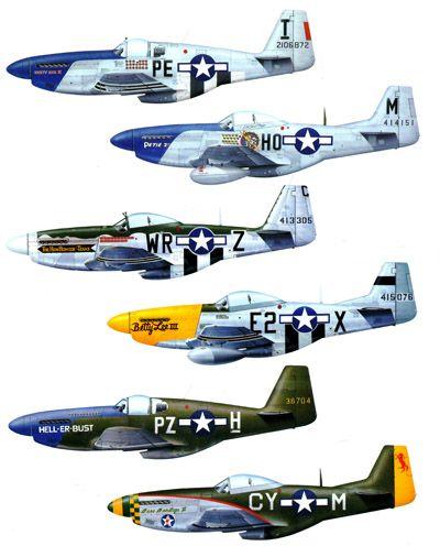 P-51D(B) Mustang paint scheme | Elijah | Pinterest | Drawings ...