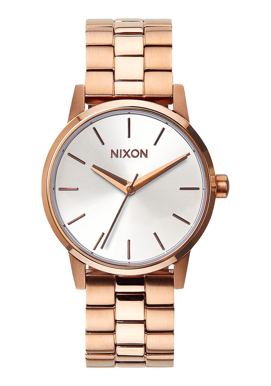 df780ef0c98d7f Small Kensington | Women's Watches | Nixon Watches and Premium Accessories  Kensington rose gold/white