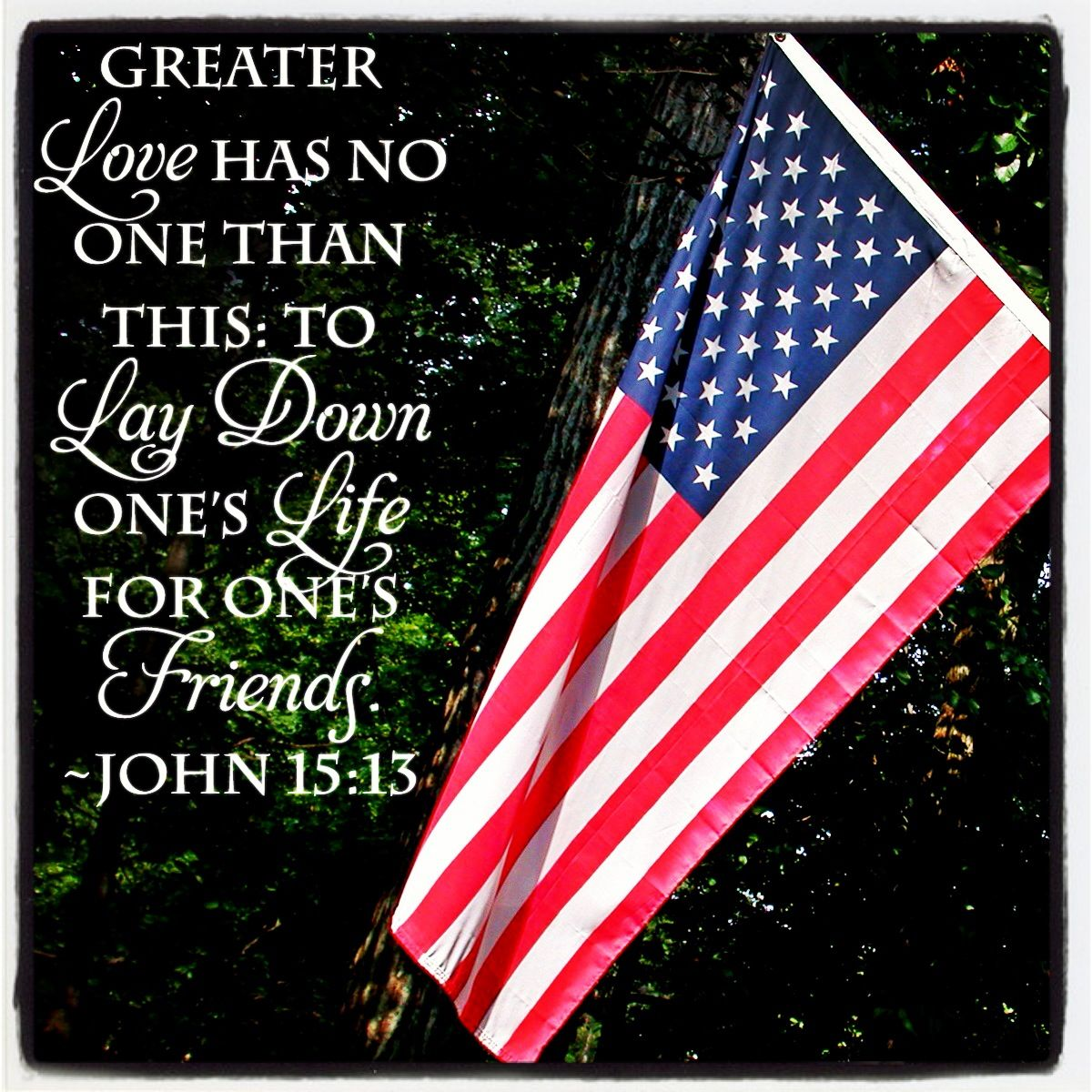 Memorial Day Bible Quotes: Great Is Thy Faithfulness!