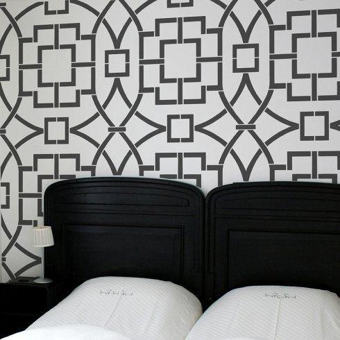NEW! - Tea House Trellis Allover Stencil - Beautiful stencils for DIY home decor Cutting Edge stencils,http://www.amazon.com/dp/B00I0DMIEU/ref=cm_sw_r_pi_dp_9-hxtb0A8YWDA0Y4