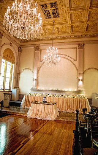 Sydney castle wedding venue